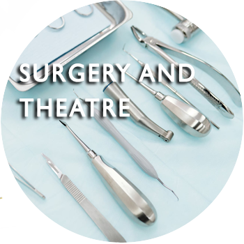 SURGERY AND THEATRE